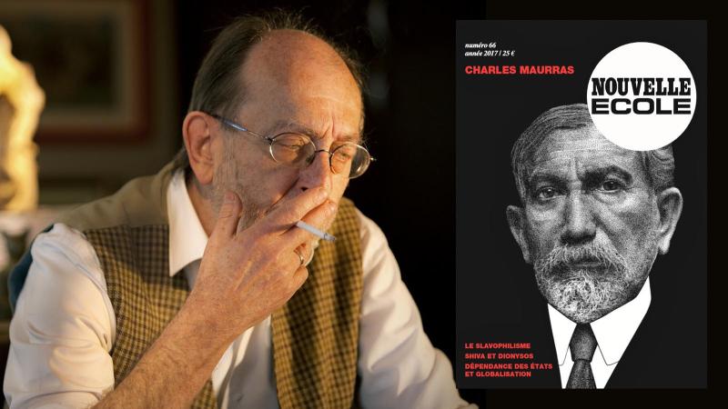 Commandez Nouvelle Ecole 66 Charles maurras sur le site Revue Eléments