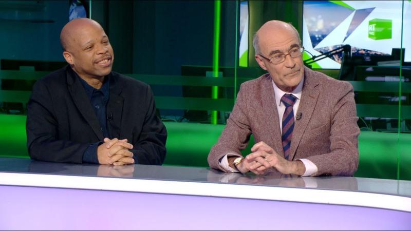 «Blackface» à la Sorbonne _ Jean-Yves Le Gallou face à Louis-Georges Tin (BQ)